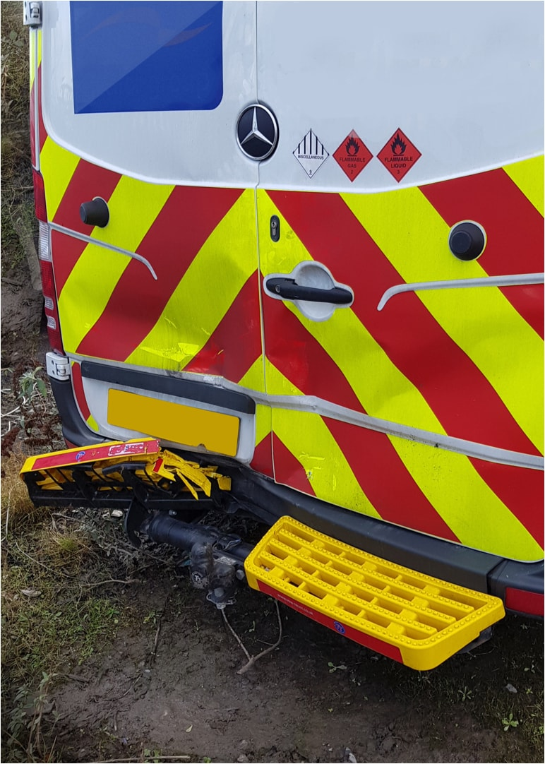 Van & LGV accident repairs